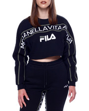 Fila - Lucie Crop Sweatshirt-2433520