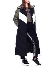 Fila - Keon Long Puffer Jacket-2433487