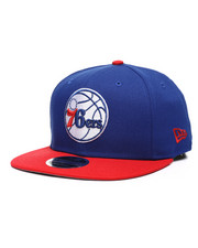 Men - 9Fifty 76ers Snapback Hat-2434419