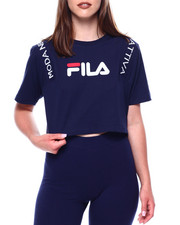 Athleisure for Women - Apolline Crop Tee-2433556