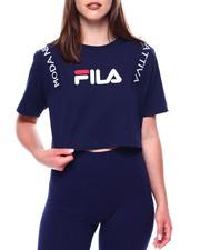 Fila - Apolline Crop Tee-2433556