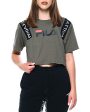 Athleisure for Women - Apolline Crop Tee-2433551