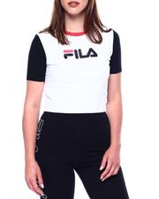 Athleisure for Women - Anna Crop Tee-2433561