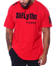 Born Fly - Redbone S/S Tee (B&T)-2432710