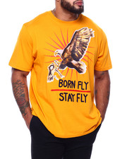 Born Fly - Falcon S/S Tee (B&T)-2434298