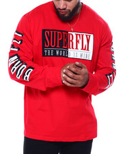 Men - Superfly L/S Tee (B&T)-2432705