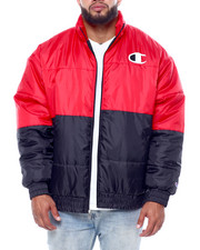 Champion - Stadium Puffer Jacket (B&T)-2433231