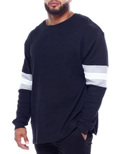 Big & Tall - Patrick Crew Neck L/S Tee (B&T)-2433285