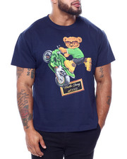 Hustle Gang - wheely bear ss tee-2433249
