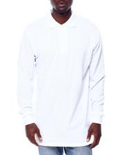 Men - Long Sleeve Polo-2434582