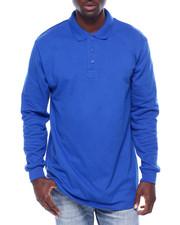 Men - Long Sleeve Polo-2434752