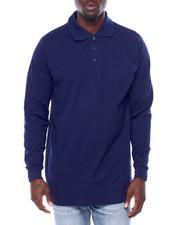 Men - Long Sleeve Polo-2434576