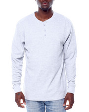 Henleys - Three Button Henley-2434533