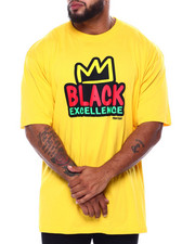 Men - Black Excellence S/S Tee (B&T)-2433241