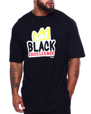 Men - Black Excellence S/S Tee (B&T)-2433245
