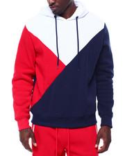 Buyers Picks - colorblock Triangle Hoodie-2434515