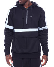 Men - Reflective Tape Hoody-2434992