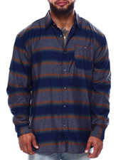Big & Tall Faves - Chris L/S Shirt (B&T)-2433290