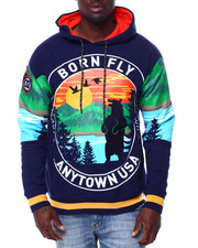 Born Fly - BEAR HOODY-2434788