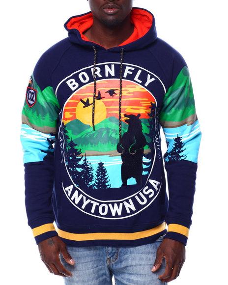 Born Fly - BEAR HOODY