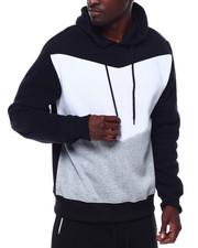 Buyers Picks - Colorblock Chevron hoodie-2434610