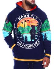 Big & Tall - Bear Pullover Hoodie B&T-2434318