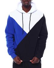 Buyers Picks - colorblock Triangle Hoodie-2434527