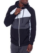 Buyers Picks - Full Zip Colorblock Hoodie-2434509