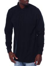 Men - Long Sleeve Polo-2434570