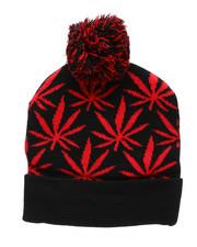 Buyers Picks - Weed Pom Pom Beanie-2435122