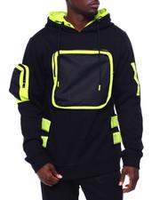 Men - Tactical Fleece Pullover Hoodie-2434714