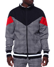 Buyers Picks - Houndstooth Trackjacket-2435031