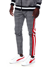 Sweatpants - Houndstooth Track Pant-2434944