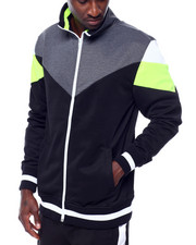Outerwear - Neon Track Jacket-2435020