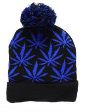 Hats - Weed Pom Pom Beanie-2435124
