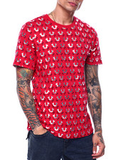 True Religion - SS HORSESHOE ALL OVER TEE-2435259