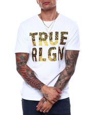 True Religion - SS CHAIN FASHION CREW NECK TEE-2435294