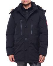 Heavy Coats - Heavy Parka Jacket-2434678