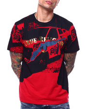 True Religion - FOIL ENGINEERED PRINT SS TEE-2435348