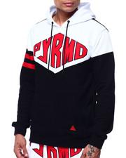 Black Pyramid - Hex Logo hoody-2435571