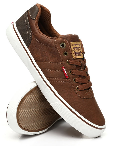 Levi's - Miles Tumbled Wax Sneakers