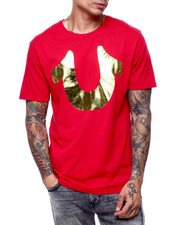 True Religion - GOLD HORSESHOE Tee-2435301