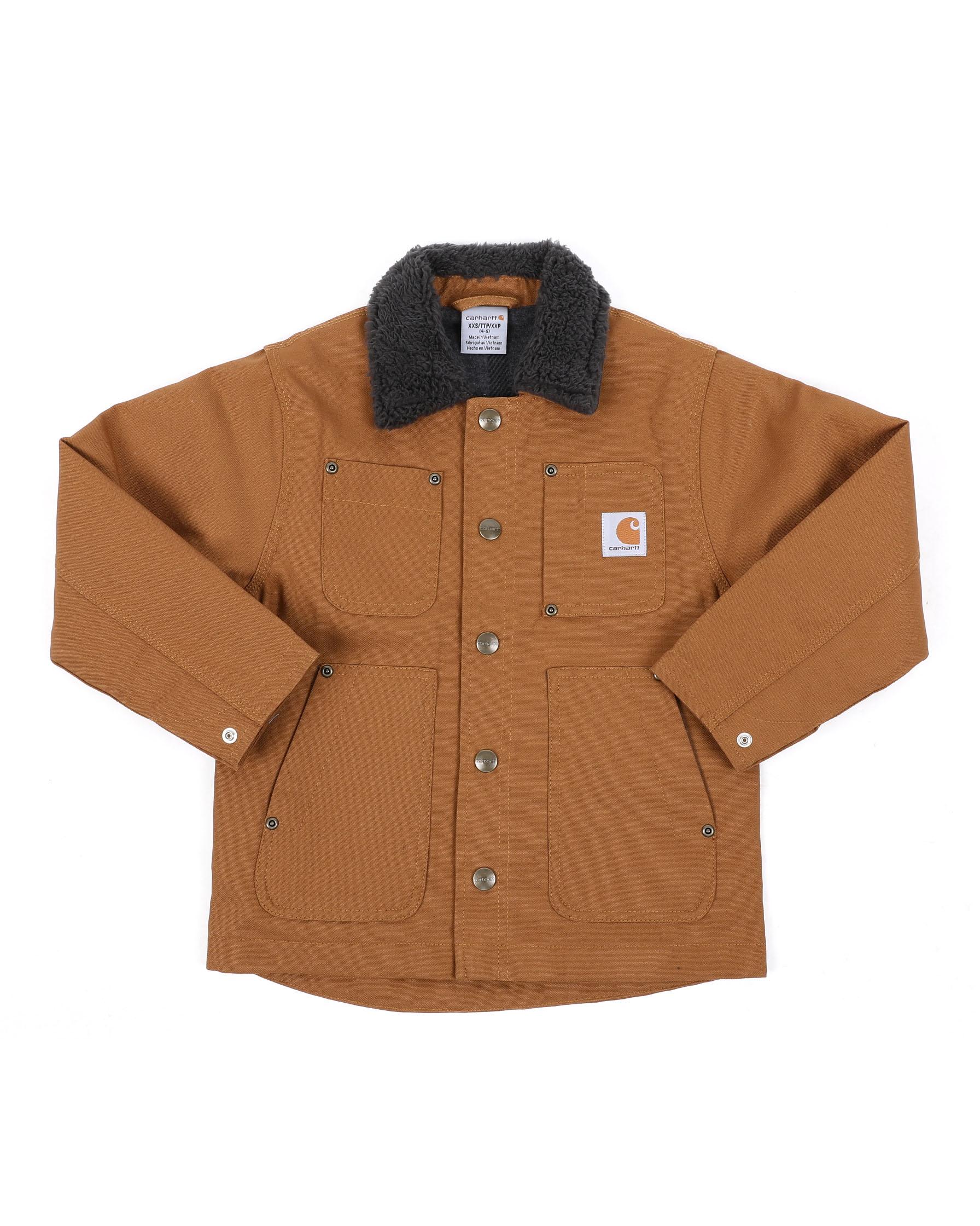 Buy Full Swing Chore Coat Fleece Lined (4 7) Boys Outerwear