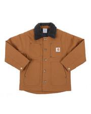 Outerwear - Full Swing Chore Coat Fleece Lined (4-7)-2434606