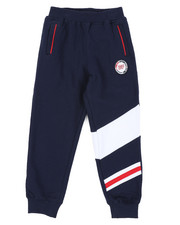 Sweatpants - CTTN Fleece Sweatpants (4-7)-2434837