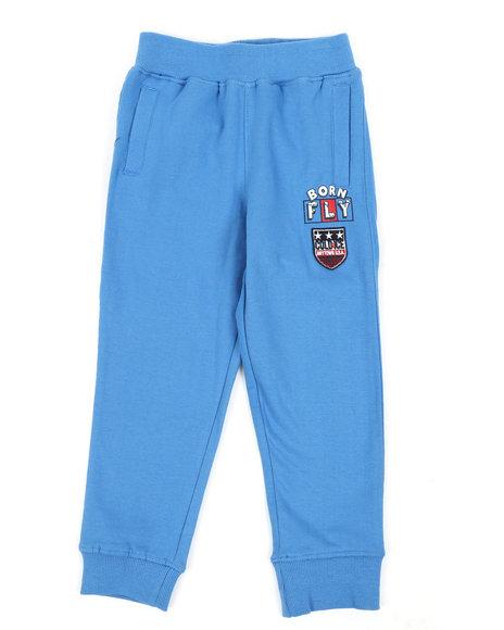 Born Fly - CTTN Fleece Sweatpants (4-7)