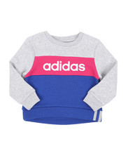 Sweatshirts & Sweaters - Pieced Crew Pullover (2T-4T)-2434918