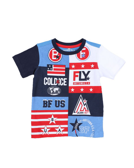 Born Fly - 180 GSM Tee (2T-4T)