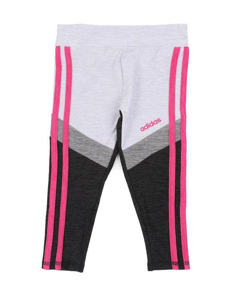 Adidas - D2M Melange Tights (2T-4T)