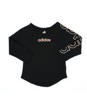 Sizes 2T-4T - Toddler - Long Sleeve Raglan Tee (2T-4T)-2435621
